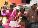 Sharing the cake