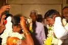 Wedding ceremony - exchanging garlands