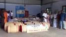 Team & relief supplies