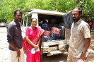 Flood Relief - distribution
