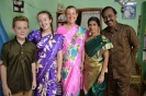 Family group with Thiru and Shanthi