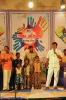 TV programme - Thirumaran on stage with the new children