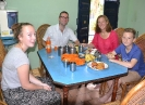 Mealtime at Thiru's