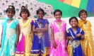 Girls at Pongal