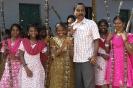 Pongal - girls with sugar cane